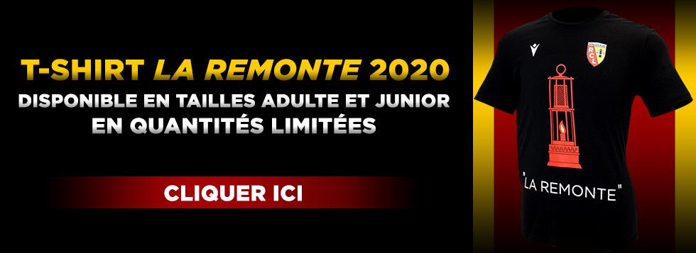 TEE SHIRT LA REMONTE 2020