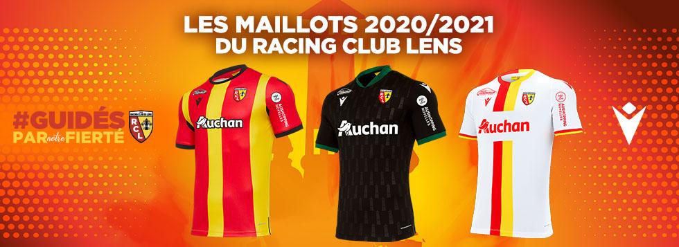 MAILLOTS RCL 2020/2021