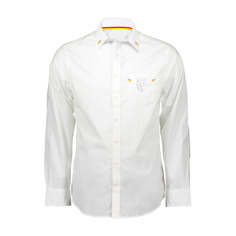 CHEMISE RCL VIP BLANCHE