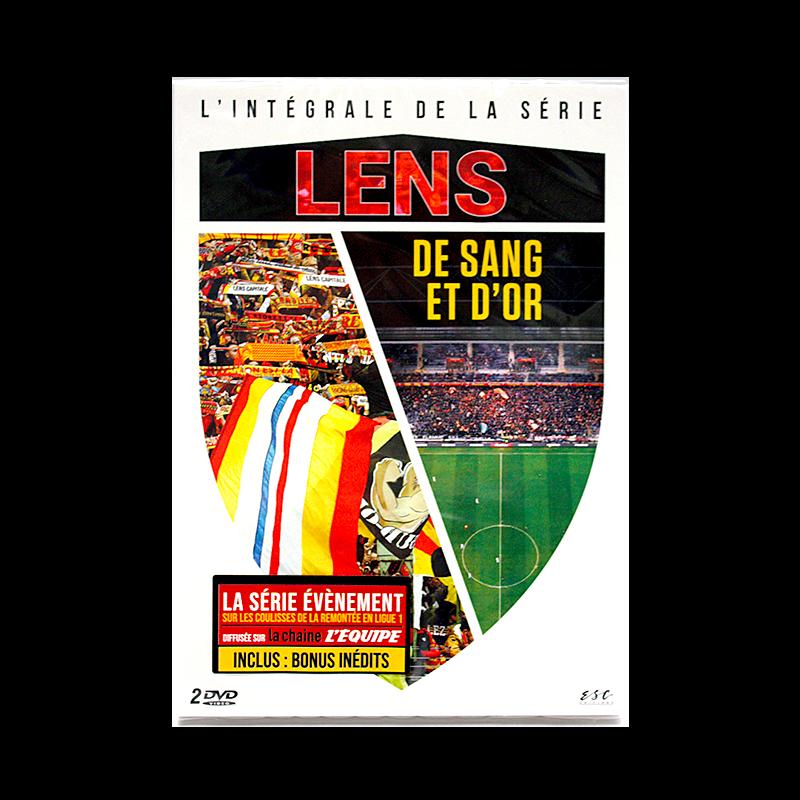 DVD « LENS, DE SANG ET D'OR »