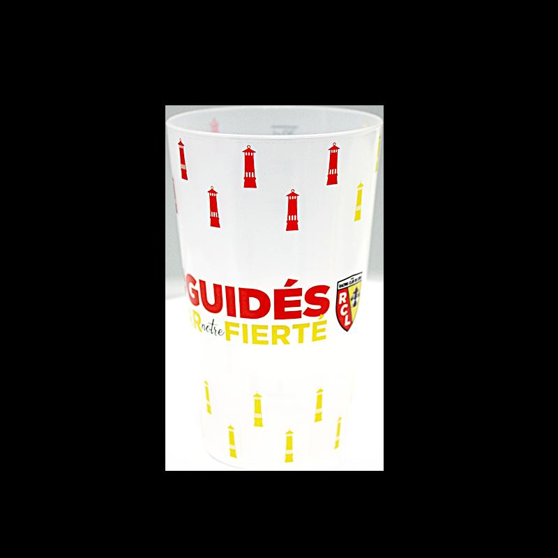 GOBELET ECOCUP #GUIDES PAR NOTRE FIERTE