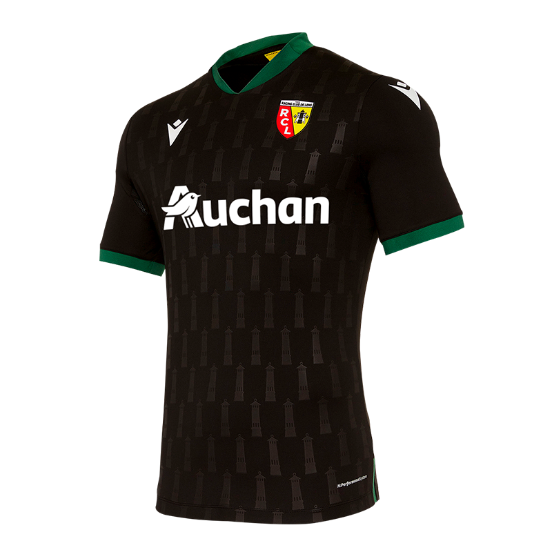 MAILLOT EXTERIEUR JUNIOR 2020-2021