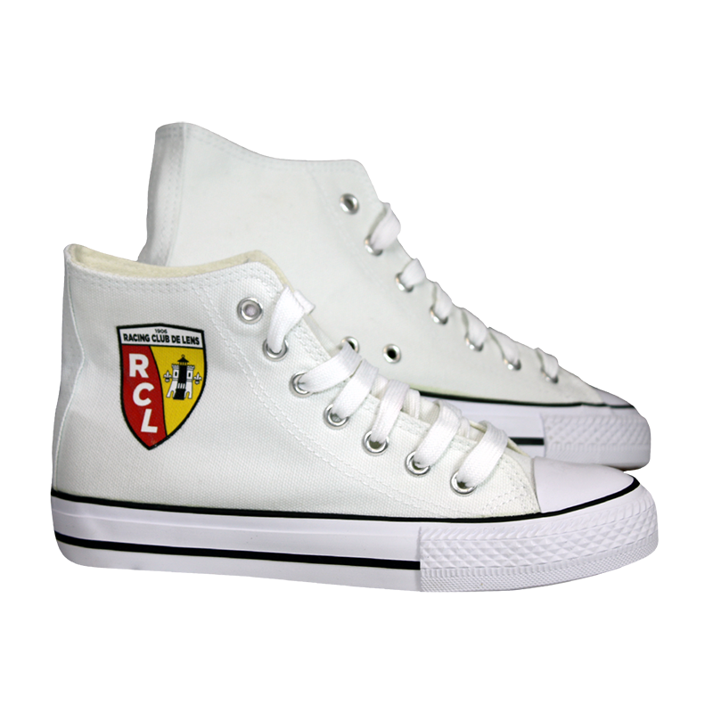 BASKETS MONTANTES RC LENS - WHITE