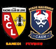 RC LENS / CAEN